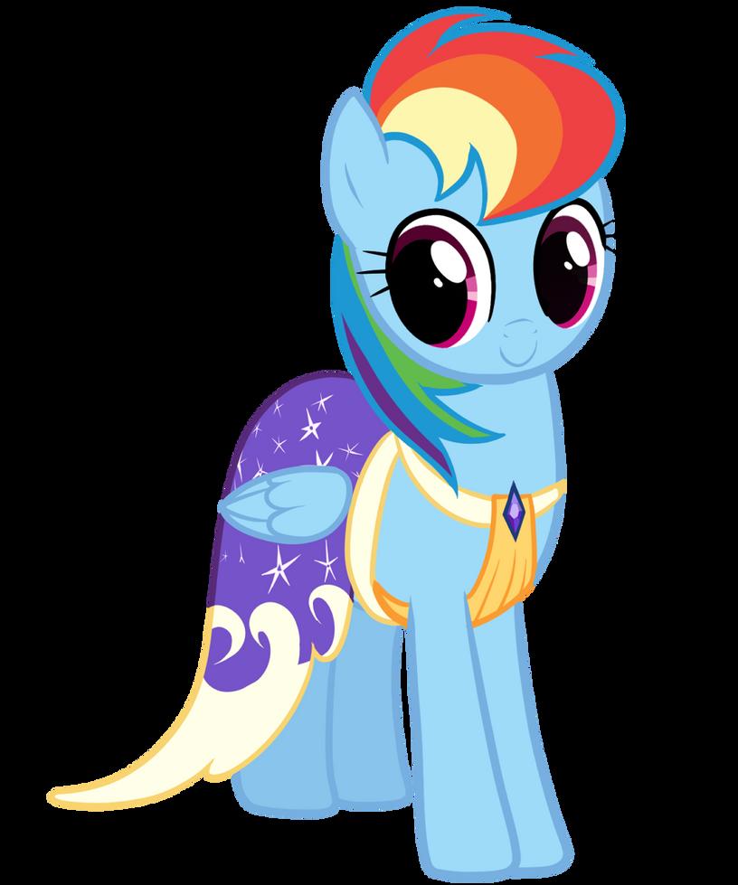 Rainbowdash by zigrock001