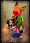Judy Ear Cleaning Nick