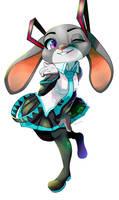 MikuMiku Judy