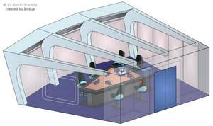 Enterprise NCC-1701 Briefingroom