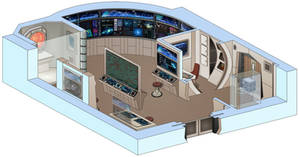 USS Saratoga - Physics Lab