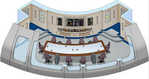USS Odyssey - Observation Lounge/Conference room
