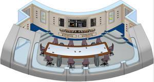 USS Odyssey - Observation Lounge/Conference room by bobye2