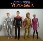 Voyager - Custom action figures