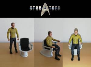 Star Trek 2008 (Diamond Select) captain's chair