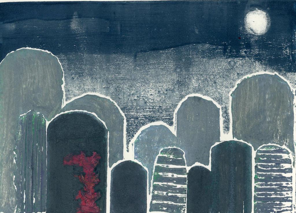 A Night in Super Mario World by twiichii