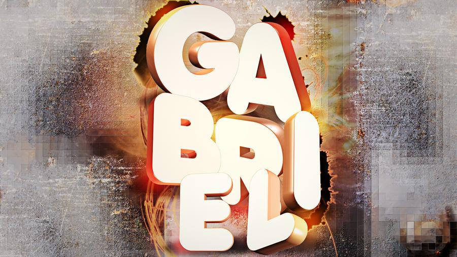 Gabriel - Wallpaper by Gabriel-Ferrari on DeviantArt