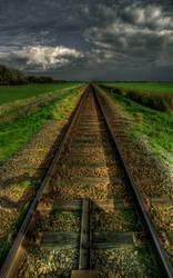 Railroad by DannyRoozen