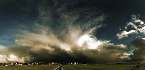 Winterstorms by DannyRoozen