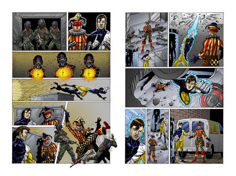 Honor Brigade coloring2