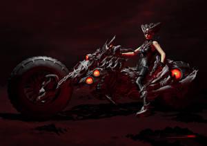 Demon Speeder