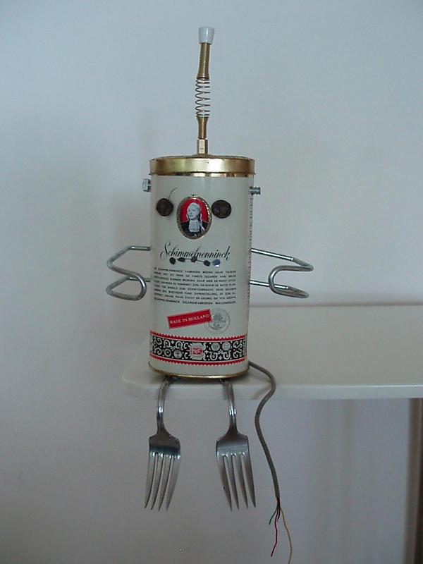 robot- 11 by CaLwRi