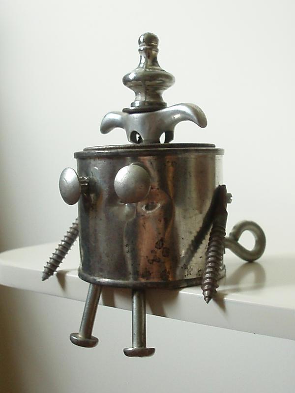 robot- 31 by CaLwRi