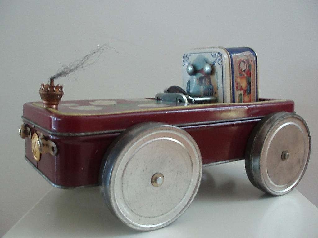 robot 45+46...kinda by CaLwRi