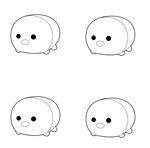 F2U - Tsum Tsum base