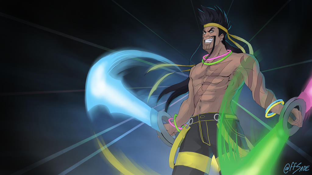 Ravin' Draven - League of Legends by ffSade