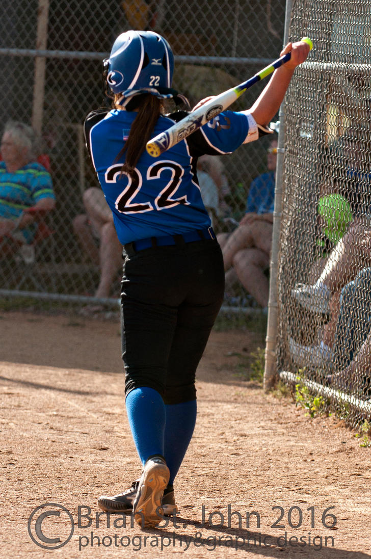 2016 Softball 020 by drksnt