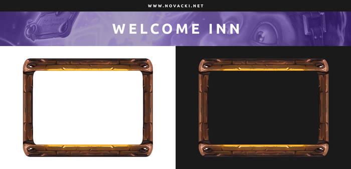 Welcome Inn - Hearthstone Cam Overlay
