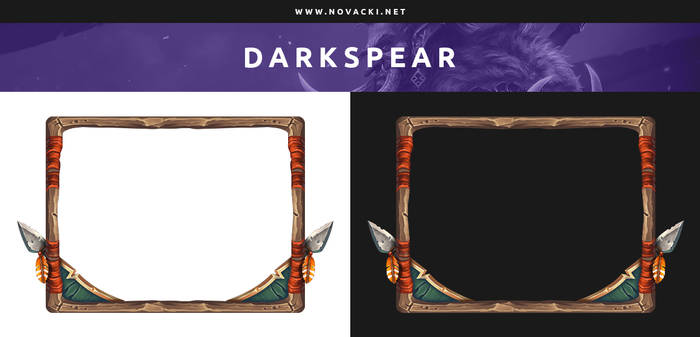 Darkspear - Hearthstone Cam Overlay