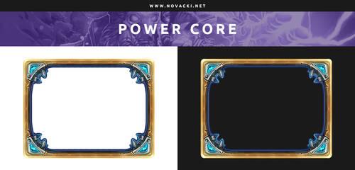 Power Core - Hearthstone Cam Overlay