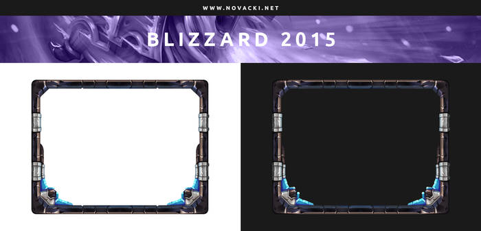 Blizz 2015 - Hearthstone Cam Overlay