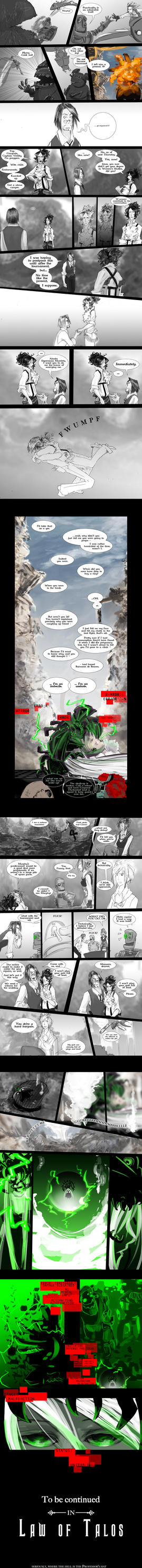 LoT: Ars Militaria, page IV by terriblenerd