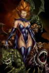 Goblin queen colored -updated
