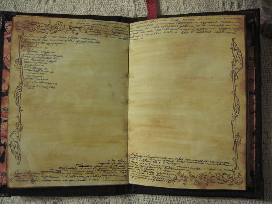 Yarilo's manuscript 10 by Okroshkam