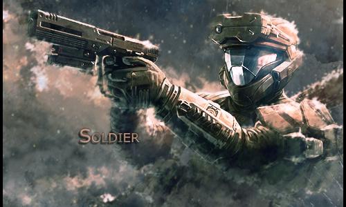 Soldier by meda10