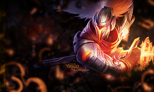 Yasuo - The Unforgiven by meda10