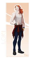 #commission Loki by byToxi