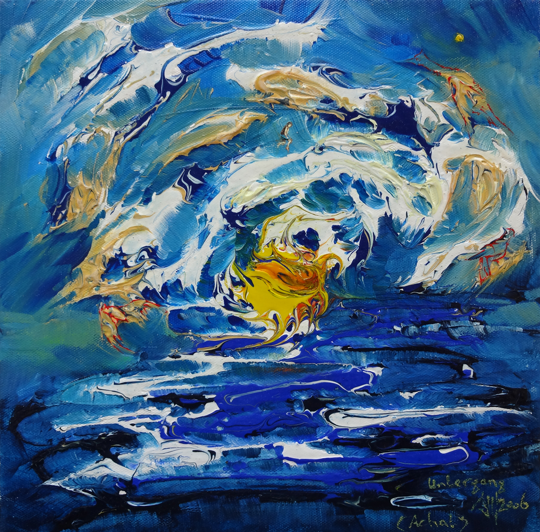 'Setting' by Rot-Blau-Gruppe