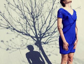 tree. by moumine