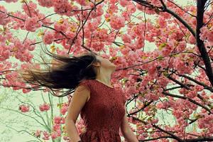 printemps. by moumine
