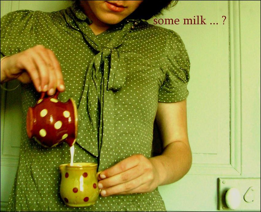 milk. by moumine