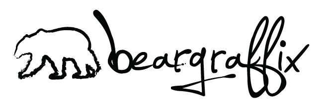 Beargraffix Logo by beargraffix