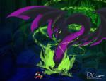 Maleficent- The True Darkness by echelonangel15