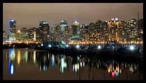 Vancouver nights II by AGuan