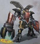 Transformers WFC Omega Supreme