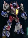 Transformers FOC Starscream