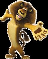 Madagascar Alex the Lion