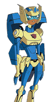 Transformers Animated Nightbeat