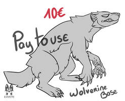 Wolverine base [P2U]