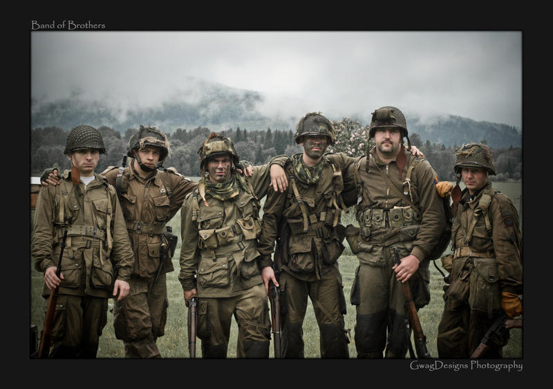 essays on band of brothers Band of Brothers