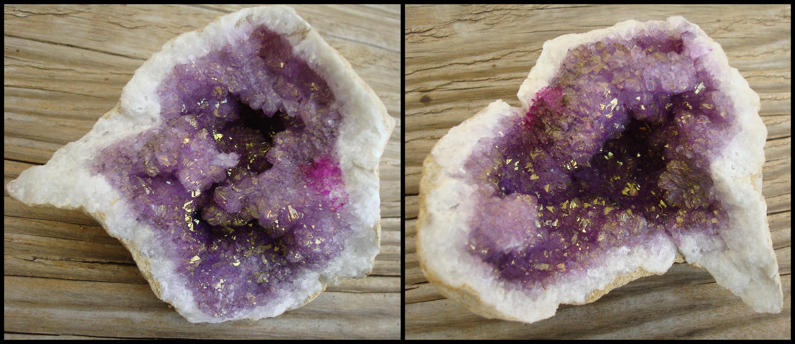 Died Geode by flufdrax