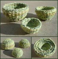 Sagey Basket Set by flufdrax