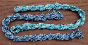 Plied Thread