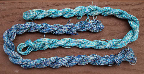 Plied Thread