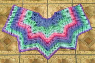 Crochet Nursing Cover