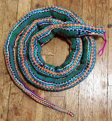 Inkle Woven Snake #3